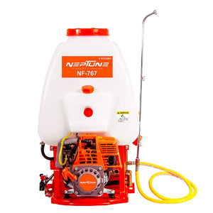 NEPTUNE SIMPLIFY FARMING 25 LITER POWER SPRAYER WITH 4 STROKE PETROL ENGINE (OUTPUT: 6-8 L/MIN)