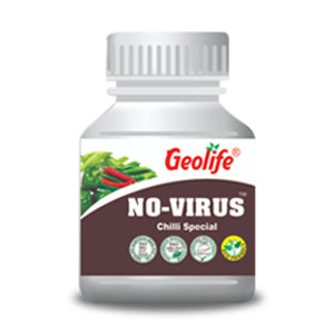 GEOLIFE NO VIRUS ORGANIC VIRICIDE FOR CHILLI PLANTS