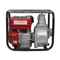 NEPTUNE SIMPLIFY FARMING 6.5 HP 4 STROKE ENGINE PETROL START KEROSENE RUN WATER PUMP SET,3X3-INCH (NPK-30)