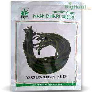 NS 634 (D.G) YARD LONG BEAN - BigHaat.com