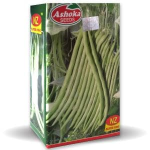 NZ SUPER KING POLE BEANS - BigHaat.com