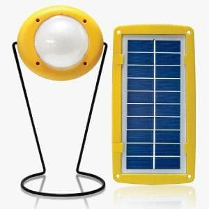 PRO 200 SOLAR EMERGENCY LIGHT