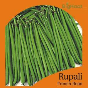 RUPALI FRENCH BUSH BEAN (OP) - BigHaat.com