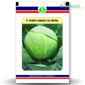 S92 (MITRA) CABBAGE - BigHaat.com