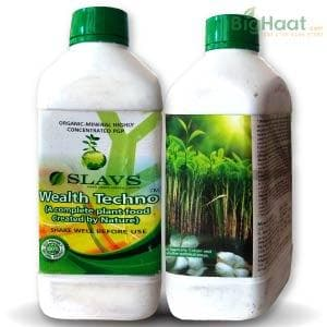 WEALTH TECHNO ORGANIC NUTRIENT