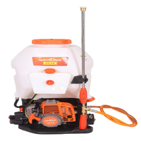 NEPTUNE SIMPLIFY FARMING KNAPSACK AGRICULTURE/FARMER/GARDEN POWER SPRAYER WITH 2 STROKE 34 CC ENGINE 25 L (NF-908)