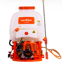 NEPTUNE SIMPLIFY FARMING KNAPSACK/BACKPACK AGRICULTURAL/GARDEN POWER SPRAYER WITH 2 STROKE ENGINE -16 L (NF-608)