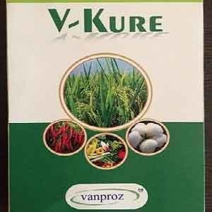 V-KURE ORGANIC FUNGICIDE & BACTERICIDE