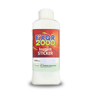 FIXQR 2000 - NANO TECH STICKER AND SPREADER