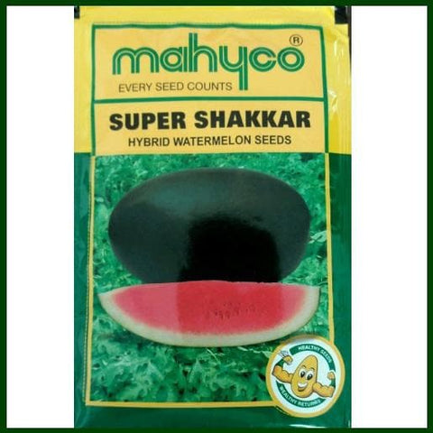 Fruit Seeds - SUPER SHAKKAR WATERMELON