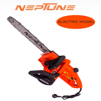 "NEPTUNE SIMPLIFY FARMING 2200 WATT ELECTRIC CHAIN SAW WITH 16"" CUTTING BAR FOR HOME & PROFESSIONAL USE"