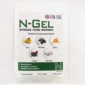 N-GEL rz – BIOACTIVE:  NITROGEN FIXING BACTERIA