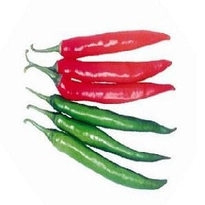 Vegetable Seeds - PALEO CHILLI