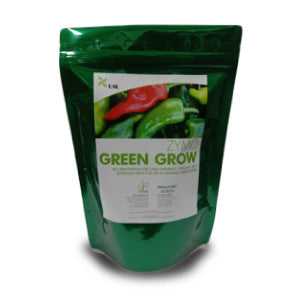 ZYMO GREENGROW (BIO-INNOVATION FOR CHILLI FARMING - ORGANIC WAY)