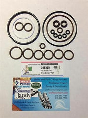 5X - 246355 Professor Foam™ aftermarket O-ring Rebuild Kit fits Graco® Fusion Gun Air Purge AP