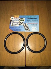 Hayward Backwash Valve Piston O-Rings part SPX0410Z2, SPX0410Z1