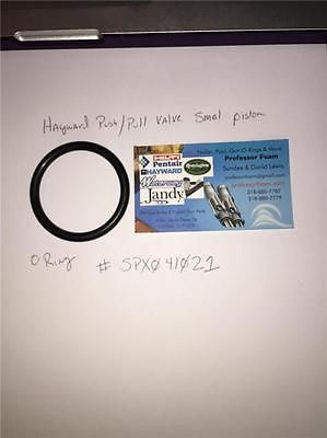 Hayward Backwash Valve Piston O-Rings part SPX0410Z2