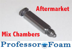 Professor Foam™ AW4646 Upgraded Aftermarket Mix Chamber that fits Graco® Fusion Air Purge AP