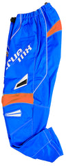 2021 TrueMX Transfer Pant - ORANGE/BLUE