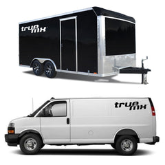 3 Foot VAN/TRAILER Decal