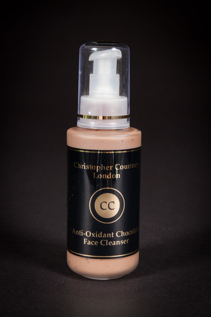 Anti-Oxidant Chocolate Face Cleanser        125ml