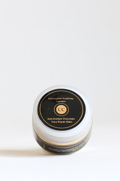Antioxidant Chocolate Face Repair Balm         15ml - Luxury Specialist Face Care Christopher Courtney
