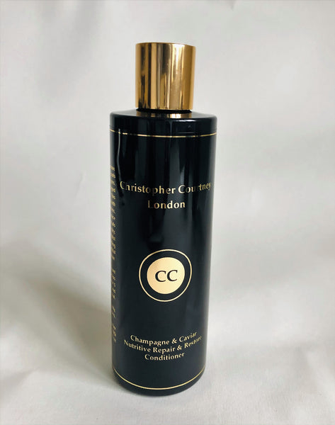 Champagne & Caviar Nutritive Repair & Restore Conditioner                              250ml - Christopher Courtney