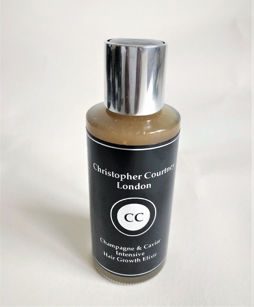 Champagne & Caviar Intensive Hair Growth Elixir            100ml - Christopher Courtney
