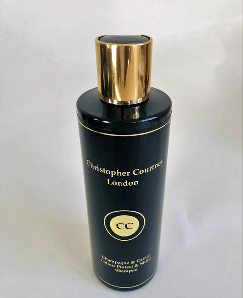 Champagne & Caviar Colour & Shine Protect Shampoo       250ml - Christopher Courtney
