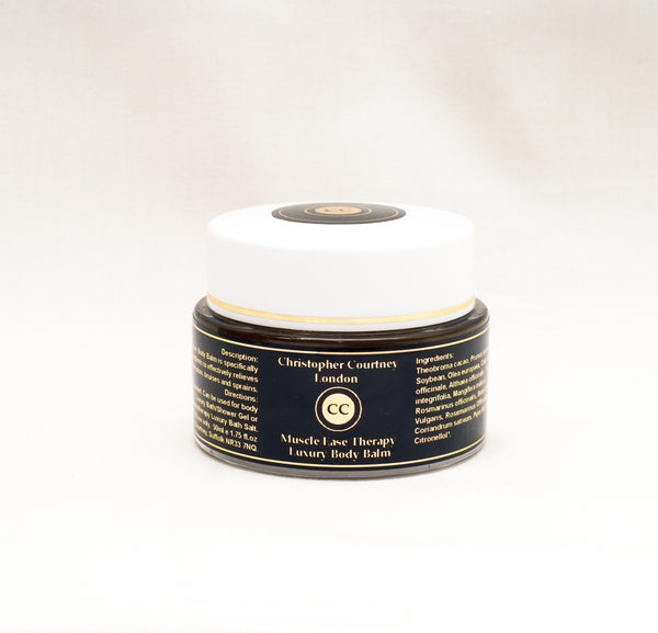 Muscle Ease Therapy Luxury Body Balm              50ml - Christopher Courtney
