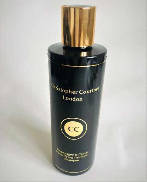 Champagne & Caviar Intensive Detoxifying Treatment Shampoo      250ml - Christopher Courtney