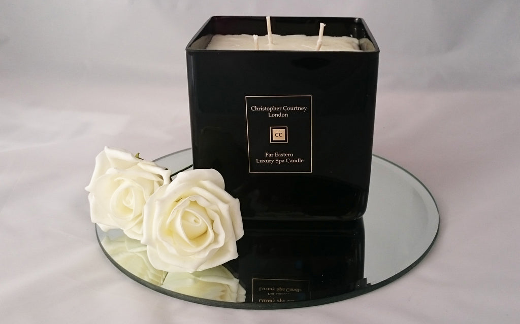 Far Eastern -  Luxury Candle - Luxury Candle Christopher Courtney