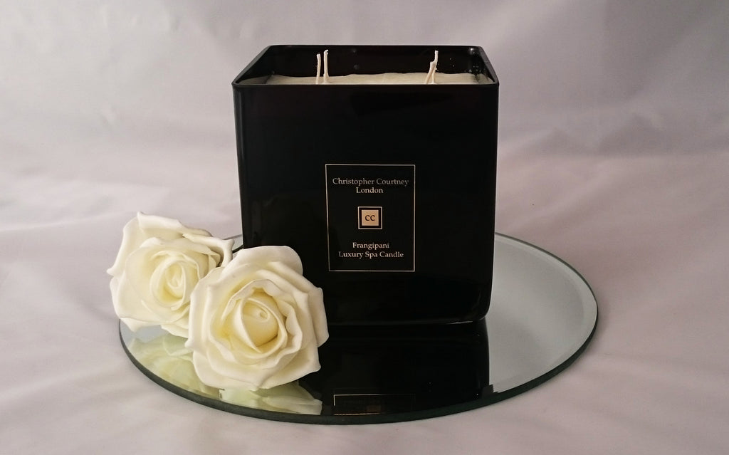 Luxury Candle - Luxury Candle Christopher Courtney