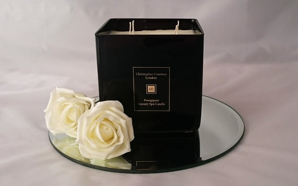 Balinese Ritual  -  Luxury Candle - Luxury Candle Christopher Courtney