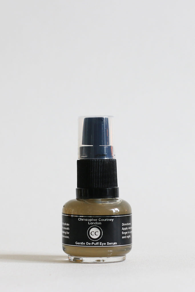 Gentle De Puff Eye Serum                    15ml - Gentle De Puff Eye Serum Christopher Courtney