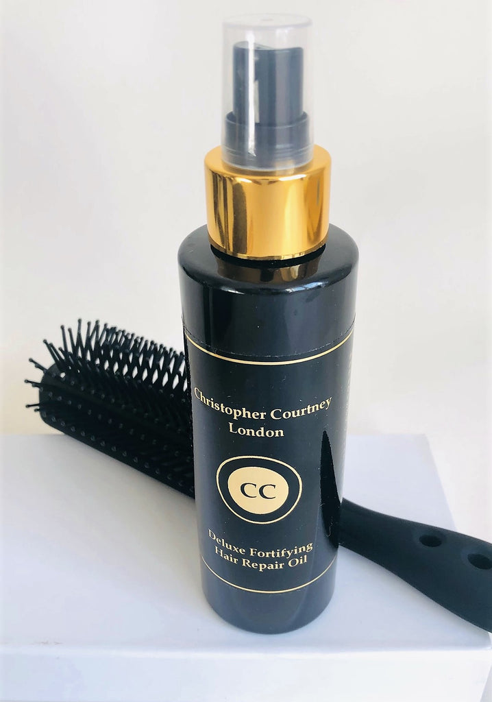 Deluxe Fortifying Hair Repair Oil   150ml - Christopher Courtney