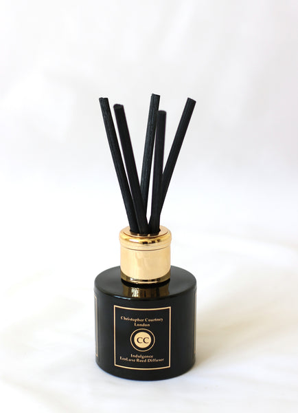 Indulgence- EcoLuxe Reed Diffuser            100ml - Indulgence- EcoLuxe Reed Diffuser Christopher Courtney