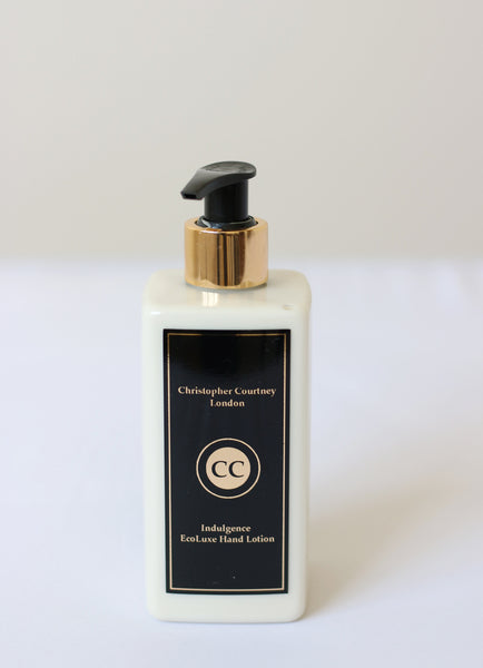 Indulgence - EcoLuxe Hand Lotion         300ml - Indulgence - EcoLuxe Hand Lotion Christopher Courtney