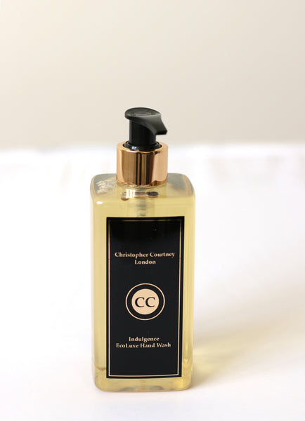 Indulgence – EcoLuxe Hand Wash    300ml - Indulgence Luxury Hand Wash Christopher Courtney