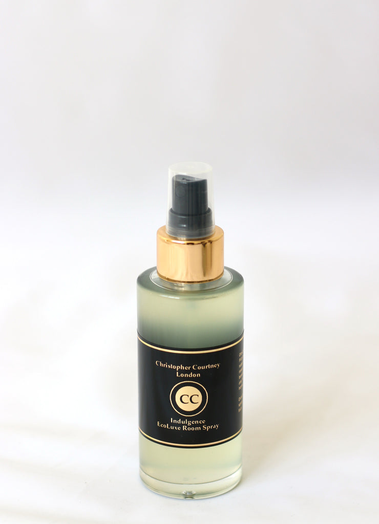 Indulgence – EcoLuxe Room Spray    100ml - Indulgence – EcoLuxe Room Spray Christopher Courtney