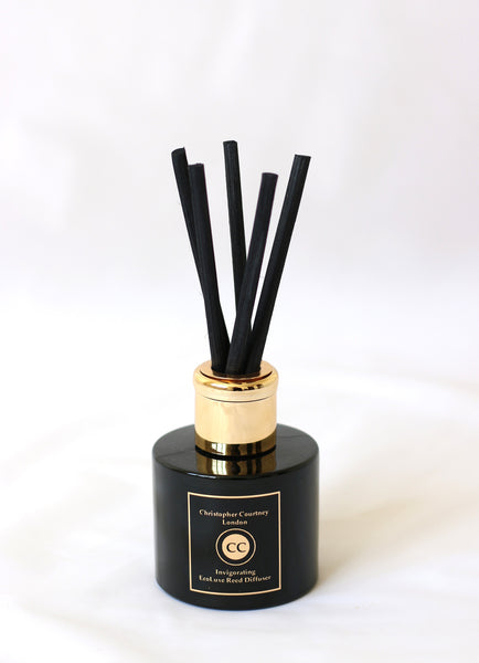 Invigorating - EcoLuxe Reed Diffuser   100ml - Invigorating - EcoLuxe Reed Diffuser Christopher Courtney