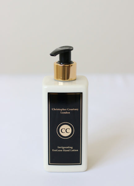 Invigorating - EcoLuxe Hand Lotion    300ml - Invigorating - ecoluxe hand lotion Christopher Courtney