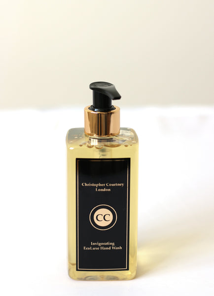 Invigorating – EcoLuxe Hand Wash  300ml - Invigorating – EcoLuxe Hand Wash Christopher Courtney