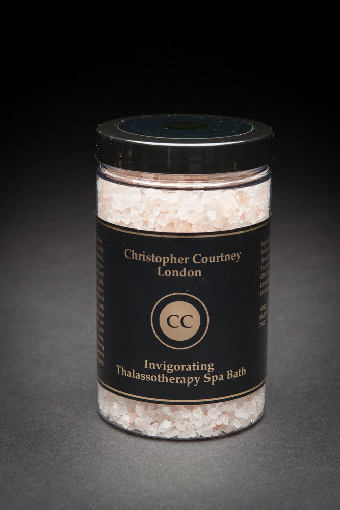 Invigorating - Thalassotherapy Spa Bath Salt          500g - Thalassotherapy Spa Bath Salt Christopher Courtney