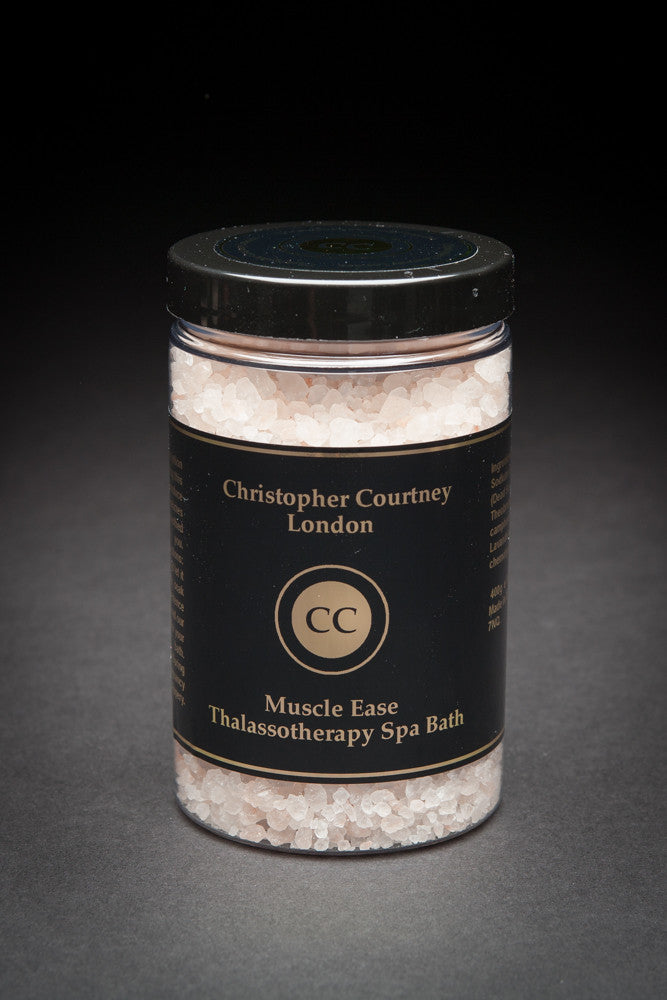 Muscle Ease - Thalassotherapy Spa Bath Salt               500g - Muscle Ease - Christopher Courtney