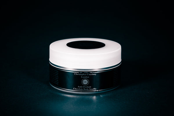 Anti-Oxidant Chocolate -Luxury Spa Body Souffle           200ml - Luxury Spa Body Souffle Christopher Courtney