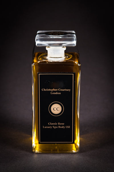 Classic Rose - Luxury Spa Body Oil           200ml - Christopher Courtney