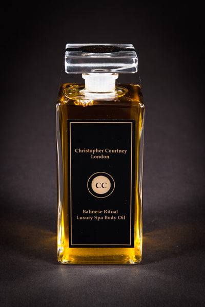 Balinese Ritual– Luxury Spa Body Oil                    (200ml) - Luxury Spa Body Oil Christopher Courtney