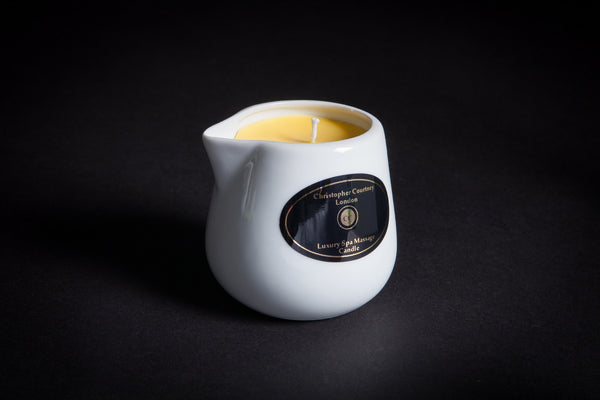 Ante & Postnatal  Luxury Spa Massage Candle                               228ml - Luxury Spa Massage Candle Christopher Courtney