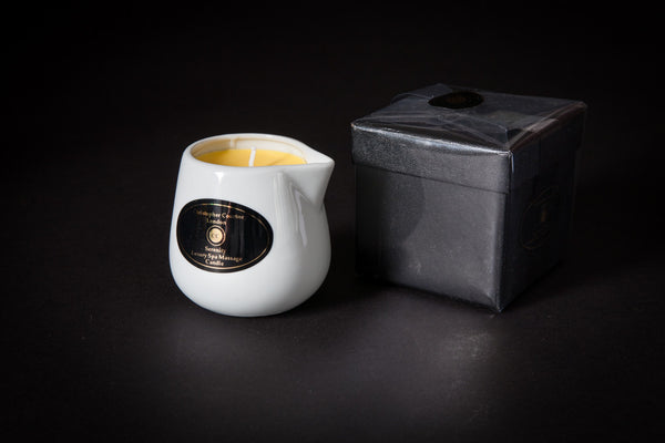 Serenity - Luxury Spa Massage Candle          228ml - Luxury Spa Massage Candle Christopher Courtney